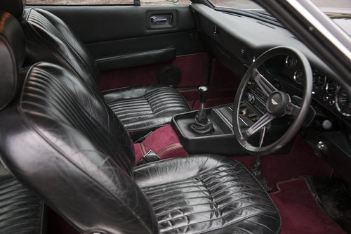1973 Aston Martin V8 Series 3 SOLD (picture 5 of 6)