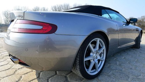 2005 REDUCED - BEAUTIFUL LOW MILEAGE RHD DB9 VOLANTE IN GERMANY SOLD (picture 2 of 6)