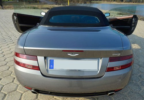 2005 REDUCED - BEAUTIFUL LOW MILEAGE RHD DB9 VOLANTE IN GERMANY SOLD (picture 5 of 6)