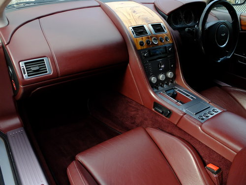 2004 ASTON MARTIN DB9 - 1 OWNER WITH TOTAL AMSH FROM NEW - SOLD (picture 3 of 6)
