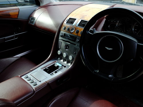 2004 ASTON MARTIN DB9 - 1 OWNER WITH TOTAL AMSH FROM NEW - SOLD (picture 4 of 6)