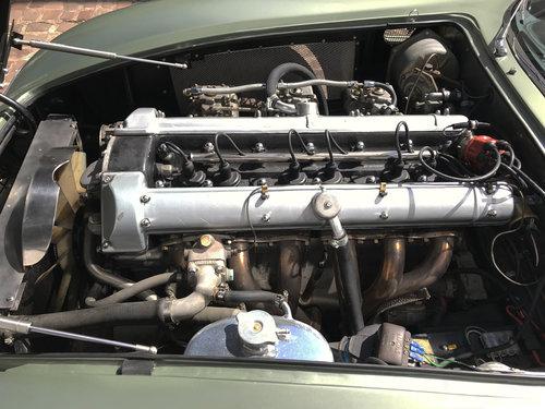 1960 Aston Martin DB4 Zagato Spec SOLD (picture 3 of 6)