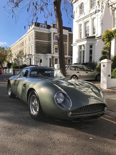 1960 Aston Martin DB4 Zagato Spec SOLD (picture 4 of 6)