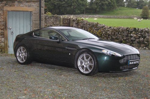 2007 Aston Martin Vantage V8 For Sale (picture 1 of 6)