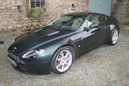2007 Aston Martin Vantage V8 For Sale (picture 2 of 6)