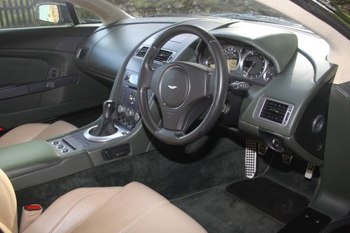 2007 Aston Martin Vantage V8 For Sale (picture 3 of 6)