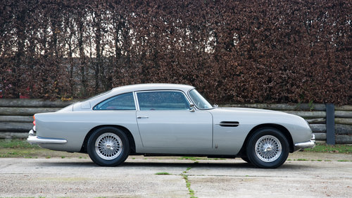 1964 Aston Martin DB5 - Concours 'Body-Off' Restoration  For Sale (picture 2 of 6)