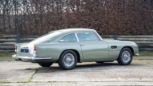 1965 Aston Martin DB5 - Fully Restored  For Sale (picture 2 of 6)