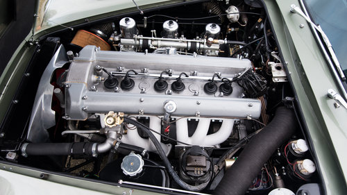 1965 Aston Martin DB5 - Fully Restored  For Sale (picture 5 of 6)