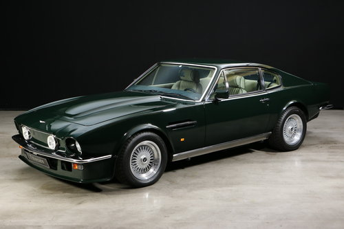 1987 Aston Martin V8 Vantage X-Pack LHD For Sale (picture 1 of 6)