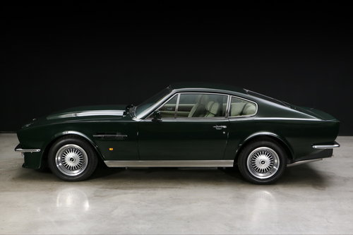 1987 Aston Martin V8 Vantage X-Pack LHD For Sale (picture 2 of 6)