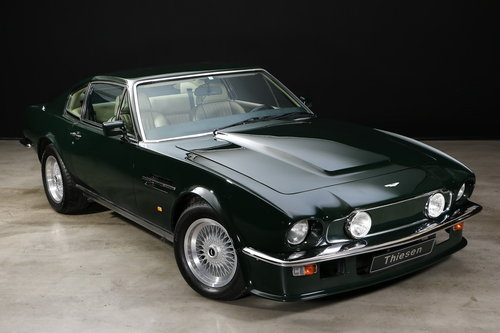 1987 Aston Martin V8 Vantage X-Pack LHD For Sale (picture 3 of 6)