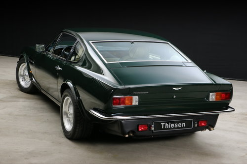 1987 Aston Martin V8 Vantage X-Pack LHD For Sale (picture 4 of 6)