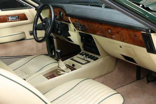 1987 Aston Martin V8 Vantage X-Pack LHD For Sale (picture 5 of 6)