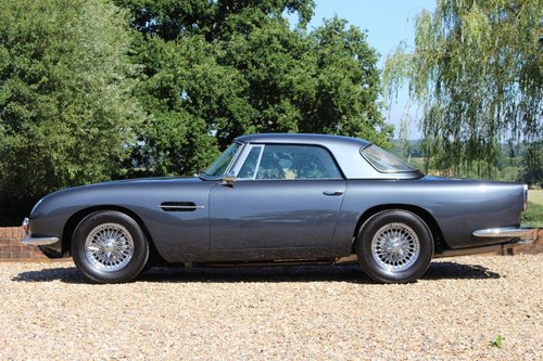 1966 Aston Martin Short Chassis Volante For Sale (picture 2 of 6)