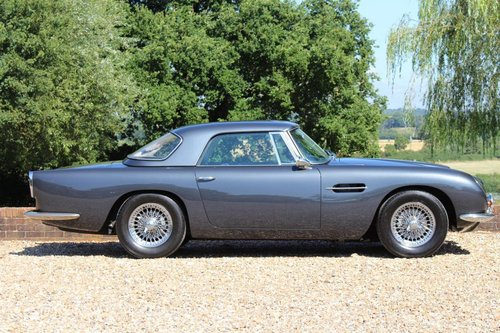 1966 Aston Martin Short Chassis Volante For Sale (picture 3 of 6)