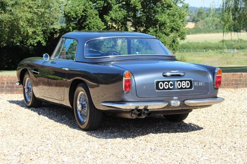 1966 Aston Martin Short Chassis Volante For Sale (picture 4 of 6)