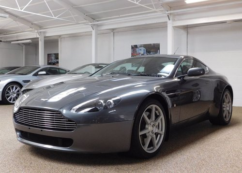 2006 ASTON MARTIN V8 VANTAGE FOR SALE For Sale (picture 1 of 6)