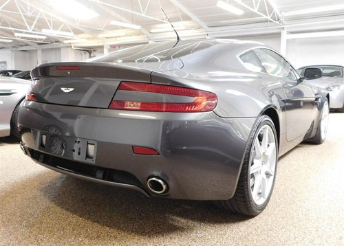 2006 ASTON MARTIN V8 VANTAGE FOR SALE For Sale (picture 2 of 6)