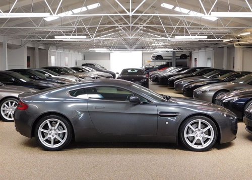 2006 ASTON MARTIN V8 VANTAGE FOR SALE For Sale (picture 3 of 6)