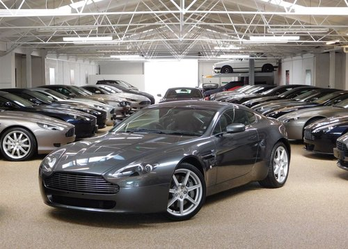 2006 ASTON MARTIN V8 VANTAGE FOR SALE For Sale (picture 4 of 6)