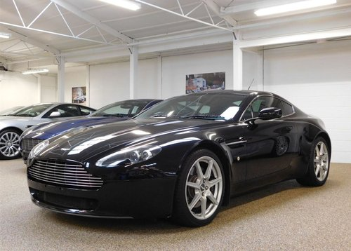 2007 ASTON MARTIN V8 VANTAGE FOR SALE For Sale (picture 1 of 6)