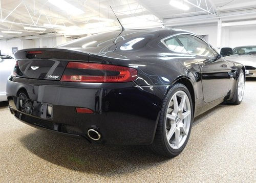 2007 ASTON MARTIN V8 VANTAGE FOR SALE For Sale (picture 2 of 6)