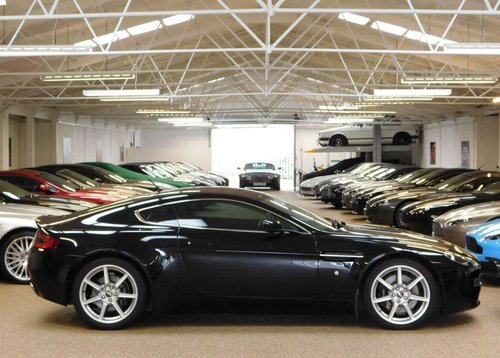 2007 ASTON MARTIN V8 VANTAGE FOR SALE For Sale (picture 3 of 6)