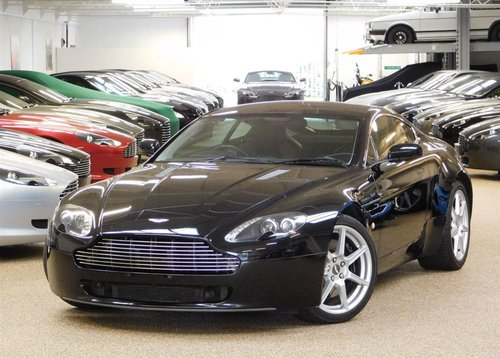 2007 ASTON MARTIN V8 VANTAGE FOR SALE For Sale (picture 4 of 6)