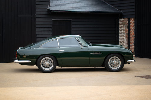 1961 Aston Martin DB4GT For Sale (picture 2 of 6)