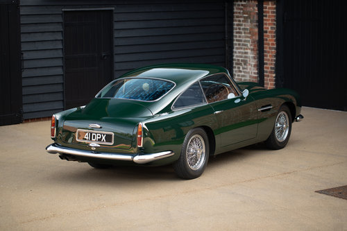 1961 Aston Martin DB4GT For Sale (picture 3 of 6)