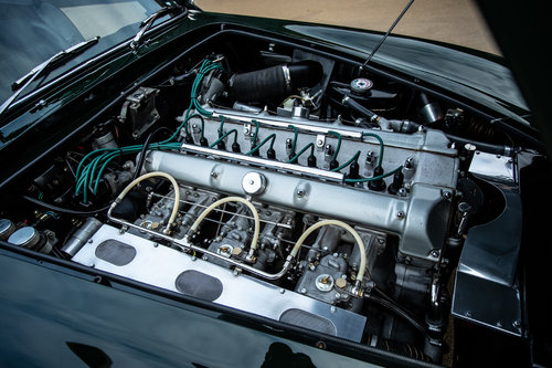 1961 Aston Martin DB4GT For Sale (picture 5 of 6)
