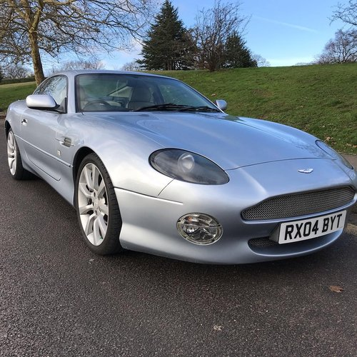 2004 DB7 Vantage V12 Auto FSH For Sale (picture 2 of 6)