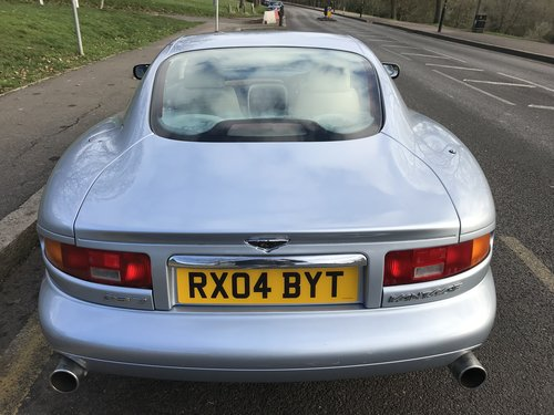 2004 DB7 Vantage V12 Auto FSH For Sale (picture 4 of 6)