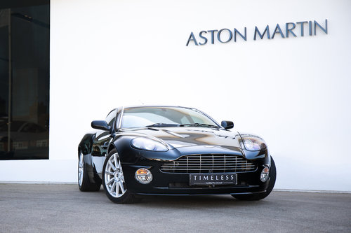 2007 Aston Martin Vanquish S Ultimate Coupe For Sale (picture 1 of 6)