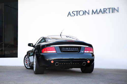 2007 Aston Martin Vanquish S Ultimate Coupe For Sale (picture 2 of 6)