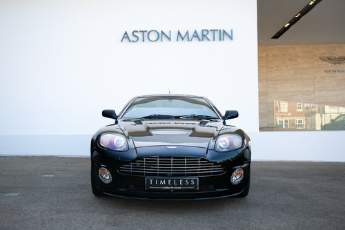 2007 Aston Martin Vanquish S Ultimate Coupe For Sale (picture 3 of 6)