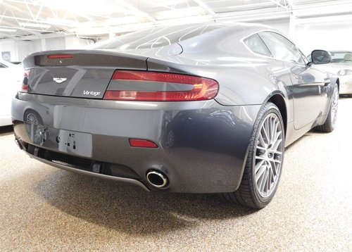 2012 ASTON MARTIN V8 4.7 VANTAGE COUPE MANUAL FOR SALE For Sale (picture 2 of 6)