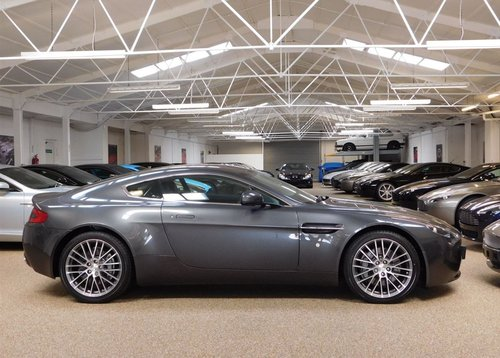2012 ASTON MARTIN V8 4.7 VANTAGE COUPE MANUAL FOR SALE For Sale (picture 4 of 6)