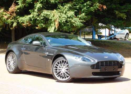 2012 ASTON MARTIN V8 4.7 VANTAGE COUPE MANUAL FOR SALE For Sale (picture 5 of 6)