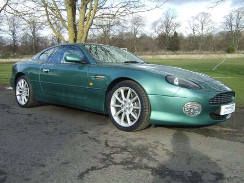 2001 Classic Aston! SOLD (picture 1 of 6)