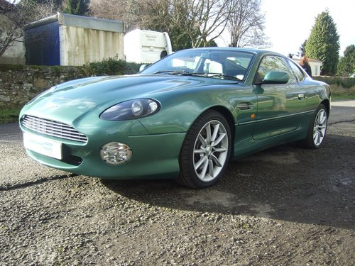 2001 Classic Aston! SOLD (picture 2 of 6)