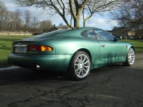 2001 Classic Aston! SOLD (picture 4 of 6)