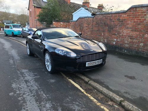 2009 Stunning Aston Martin DB9 Volante with 31k & full history  For Sale (picture 4 of 6)