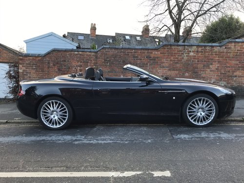 2009 Stunning Aston Martin DB9 Volante with 31k & full history  For Sale (picture 6 of 6)