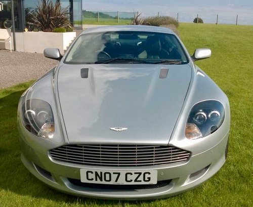 2007 Aston Martin DB9 Coupe For Sale (picture 1 of 6)