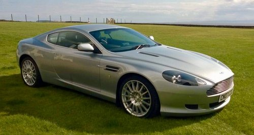 2007 Aston Martin DB9 Coupe For Sale (picture 2 of 6)