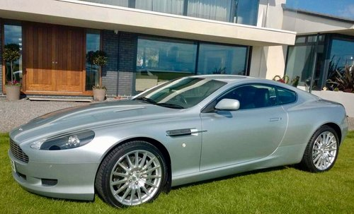 2007 Aston Martin DB9 Coupe For Sale (picture 4 of 6)