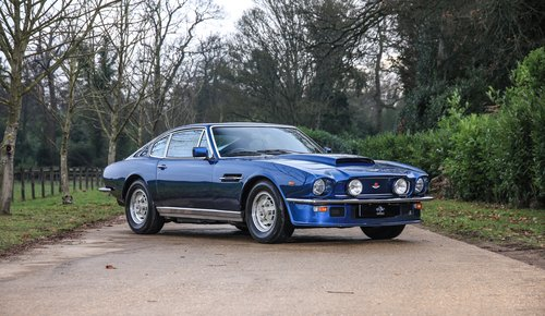 1974 Aston Martin V8 Series III Manual Coupe For Sale (picture 1 of 6)