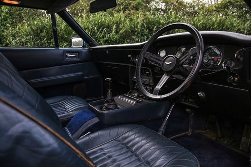 1974 Aston Martin V8 Series III Manual Coupe For Sale (picture 4 of 6)